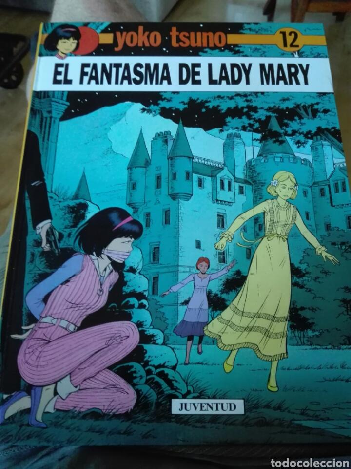 YOKO TSUNO. EL FANTASMA DE LADY MARY. JUVENTUD. TAPA DURA (Comics und Tebeos - Juventud - Yoko Tsuno)