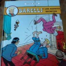 Cómics: BARELLI Y LOS AGENTES SECRETOS Nº 5 JUVENTUD. Lote 134018666