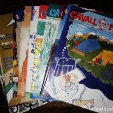 Cómics: 15 COMICS CAVALL FORT - NÚMEROS 817/819/820/861/863/864/865-866/867/877/878/879/887/893/894/898. Lote 134042642