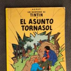 Cómics: TINTÍN. EL ASUNTO TORNASOL. EDITORIAL: JUVENTUD (A.1988). Lote 134120465