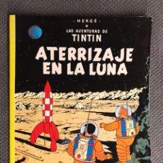 Cómics: TINTÍN. ATERRIZAJE EN LA LUNA. EDITORIAL: JUVENTUD (A.1988). Lote 134120827