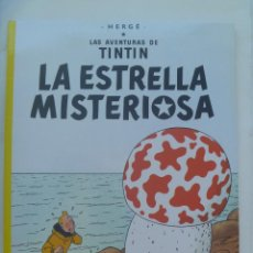 Cómics: LAS AVENTURAS DE TINTIN : LA ESTRELLA MISTERIOSA . HERGÉ ... DE JUVENTD. Lote 134322974