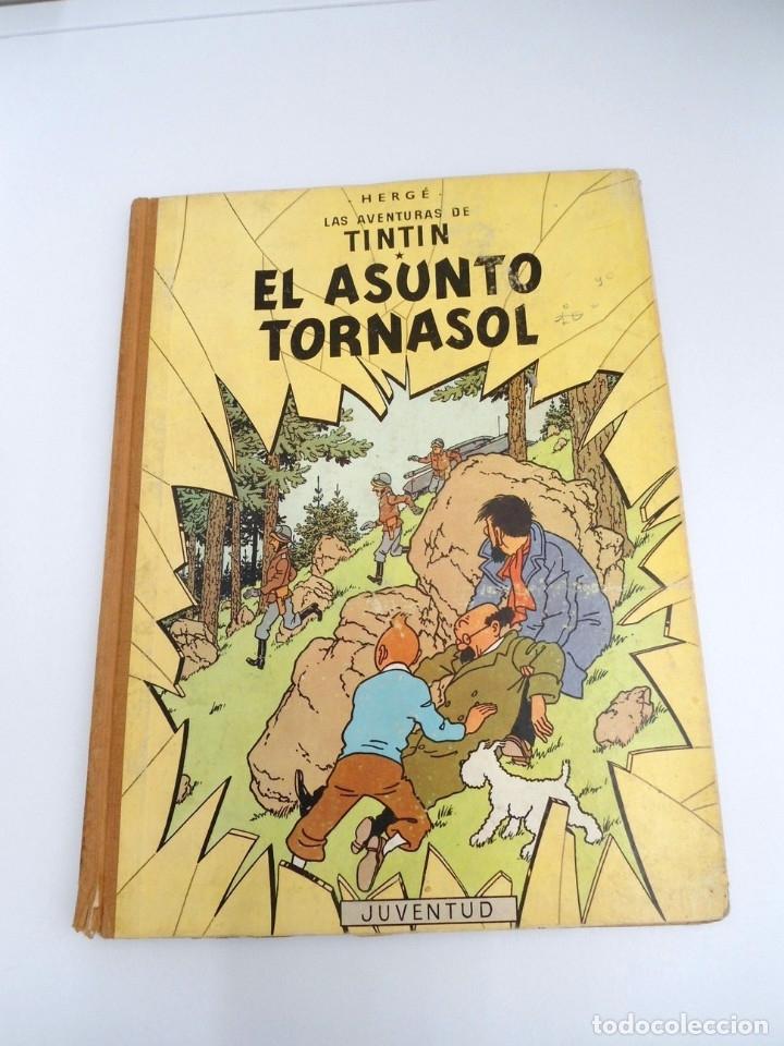 TINTIN EL ASUNTO TORNASOL - ED. JUVENTUD 1968 - TERCERA EDICION - BUEN ESTADO (Tebeos y Comics - Juventud - Tintín)