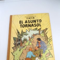 Cómics: TINTIN EL ASUNTO TORNASOL - ED. JUVENTUD 1968 - TERCERA EDICION - BUEN ESTADO. Lote 134246622