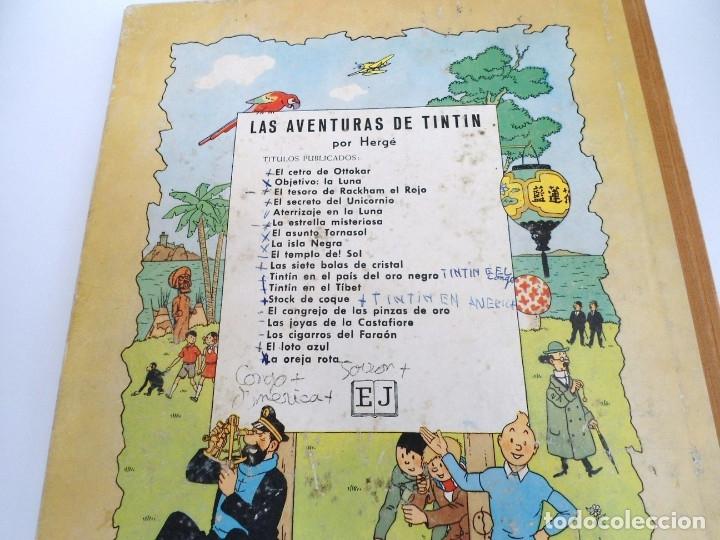 Cómics: TINTIN EL ASUNTO TORNASOL - Ed. JUVENTUD 1968 - TERCERA EDICION - BUEN ESTADO - Foto 5 - 134246622