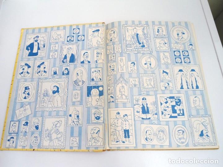 Cómics: TINTIN EL ASUNTO TORNASOL - Ed. JUVENTUD 1968 - TERCERA EDICION - BUEN ESTADO - Foto 6 - 134246622
