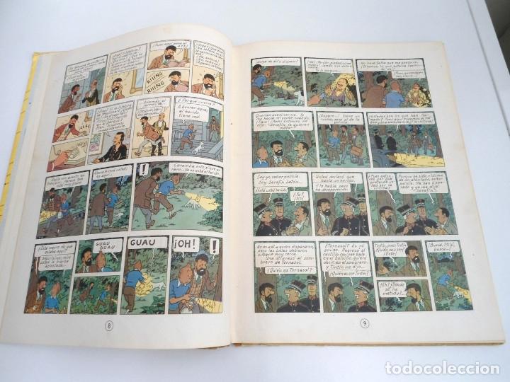 Cómics: TINTIN EL ASUNTO TORNASOL - Ed. JUVENTUD 1968 - TERCERA EDICION - BUEN ESTADO - Foto 10 - 134246622