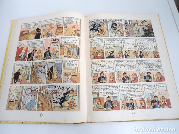 Cómics: TINTIN EL ASUNTO TORNASOL - Ed. JUVENTUD 1968 - TERCERA EDICION - BUEN ESTADO - Foto 11 - 134246622