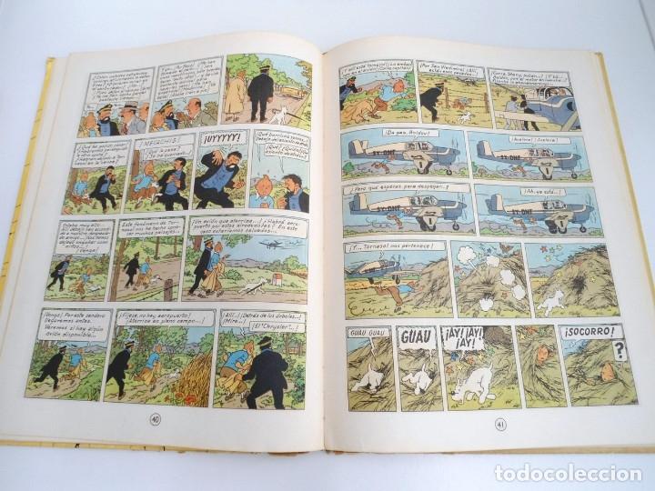 Cómics: TINTIN EL ASUNTO TORNASOL - Ed. JUVENTUD 1968 - TERCERA EDICION - BUEN ESTADO - Foto 12 - 134246622