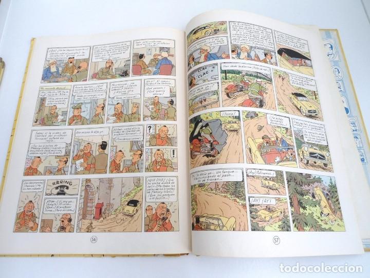 Cómics: TINTIN EL ASUNTO TORNASOL - Ed. JUVENTUD 1968 - TERCERA EDICION - BUEN ESTADO - Foto 13 - 134246622