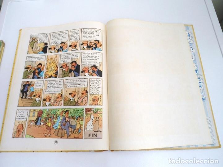 Cómics: TINTIN EL ASUNTO TORNASOL - Ed. JUVENTUD 1968 - TERCERA EDICION - BUEN ESTADO - Foto 14 - 134246622