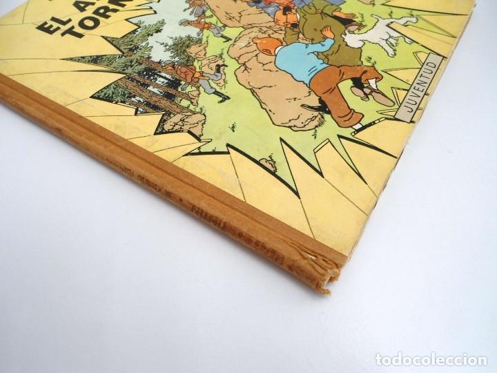 Cómics: TINTIN EL ASUNTO TORNASOL - Ed. JUVENTUD 1968 - TERCERA EDICION - BUEN ESTADO - Foto 16 - 134246622