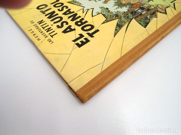 Cómics: TINTIN EL ASUNTO TORNASOL - Ed. JUVENTUD 1968 - TERCERA EDICION - BUEN ESTADO - Foto 17 - 134246622