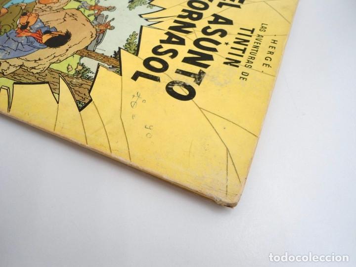 Cómics: TINTIN EL ASUNTO TORNASOL - Ed. JUVENTUD 1968 - TERCERA EDICION - BUEN ESTADO - Foto 18 - 134246622