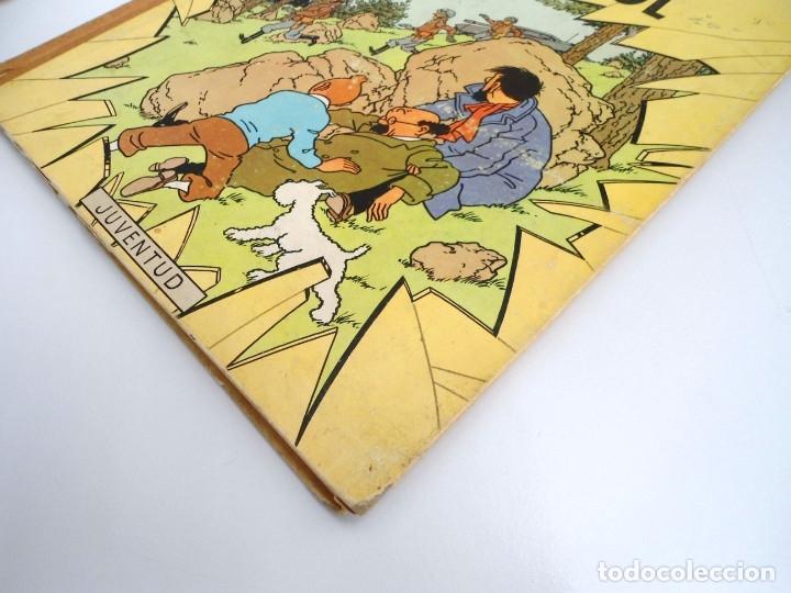 Cómics: TINTIN EL ASUNTO TORNASOL - Ed. JUVENTUD 1968 - TERCERA EDICION - BUEN ESTADO - Foto 19 - 134246622