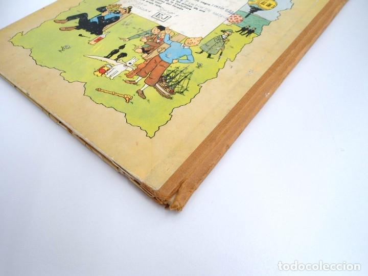 Cómics: TINTIN EL ASUNTO TORNASOL - Ed. JUVENTUD 1968 - TERCERA EDICION - BUEN ESTADO - Foto 20 - 134246622