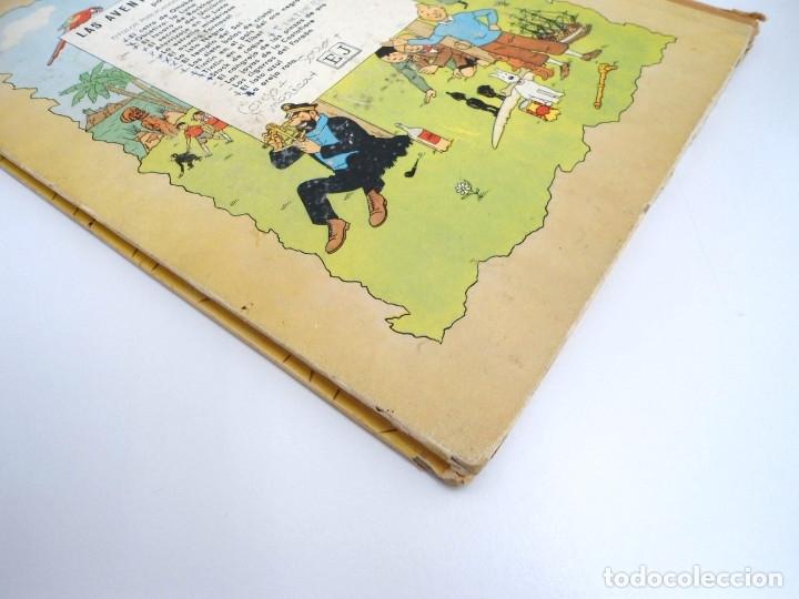 Cómics: TINTIN EL ASUNTO TORNASOL - Ed. JUVENTUD 1968 - TERCERA EDICION - BUEN ESTADO - Foto 21 - 134246622
