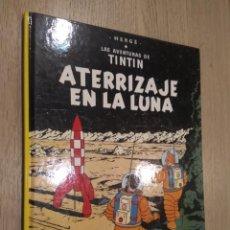 Cómics: HERGÉ LAS AVENTURAS DE TINTÍN. ATERRIZAJE EN LA LUNA. JUVENTUD. 1995. Lote 134502650