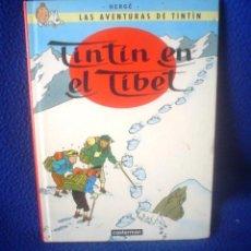 Cómics: TINTÍN EN EL TÍBET - LAS AVENTURAS DE TINTIN - HERGÉ - CASTERMAN. Lote 134921498