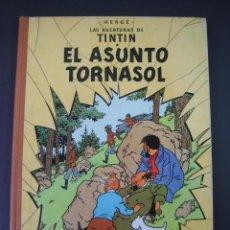 Cómics: TINTIN 3ª EDICIÓN (1958, JUVENTUD) 17 · 1968 · EL ASUNTO TORNASOL. Lote 135348110