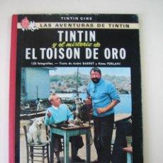 Cómics: TINTIN 2ª EDICIÓN NOVIEMBRE 1968 , ED.JUVENTUD. EL MISTERIO DE EL TOISON DE ORO***EXCELENTE**. Lote 135359994