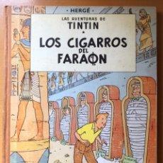 Comics - Tintin Los Cigarros del Faraon 1•ed. - 135682542