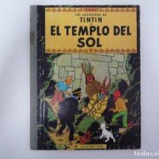 Cómics: TINTIN EL TEMPLO DEL SOL. Lote 135693515