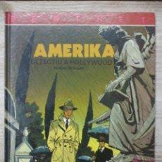 Cómics: AMERIKA DETECTIU A HOLLYWOOD - BERTHET - EDITORIAL JOVENTUT -CATALAN - CATALA. Lote 135758514