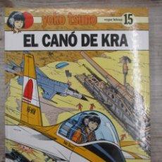 Cómics: YOKO TSUNO - EL CANO DE KRA - Nº 15 - JOVENTUT - MUY BUEN ESTADO - CATALAN -CATALA. Lote 135806466