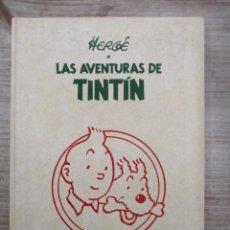 Cómics: HERGA - LAS AVENTURAS DE TINTIN - TOMO 2 - EDICION DE LUJO - EDITORIAL JUVENTUD. Lote 135809574