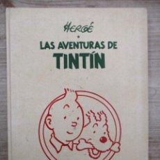 Cómics: HERGE - LAS AVENTURAS DE TINTIN - TOMO 1 - EDICION DE LUJO - EDITORIAL JUVENTUD. Lote 135810578