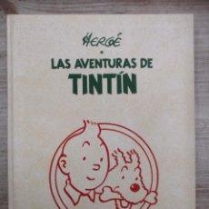 Cómics: HERGA - LAS AVENTURAS DE TINTIN - TOMO 4 - EDICION DE LUJO - EDITORIAL JUVENTUD. Lote 135811478
