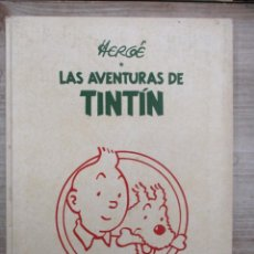 Cómics: HERGA - LAS AVENTURAS DE TINTIN - TOMO 3 - EDICION DE LUJO - EDITORIAL JUVENTUD. Lote 135811814