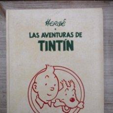 Cómics: HERGE - LAS AVENTURAS DE TINTIN - TOMO 6 - EDICION DE LUJO - EDITORIAL JUVENTUD. Lote 135812058