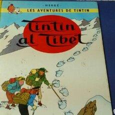 Cómics: TINTIN EN EL TÍBET .HERGÉ .ED.JOVENTUD .. Lote 136496550