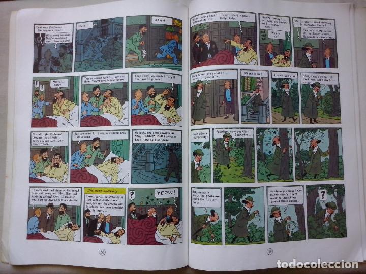 Cómics: REVISTAS: TINTIN - THE SEVEN CRYSTAL BALLS (ABLN) - Foto 2 - 137680286