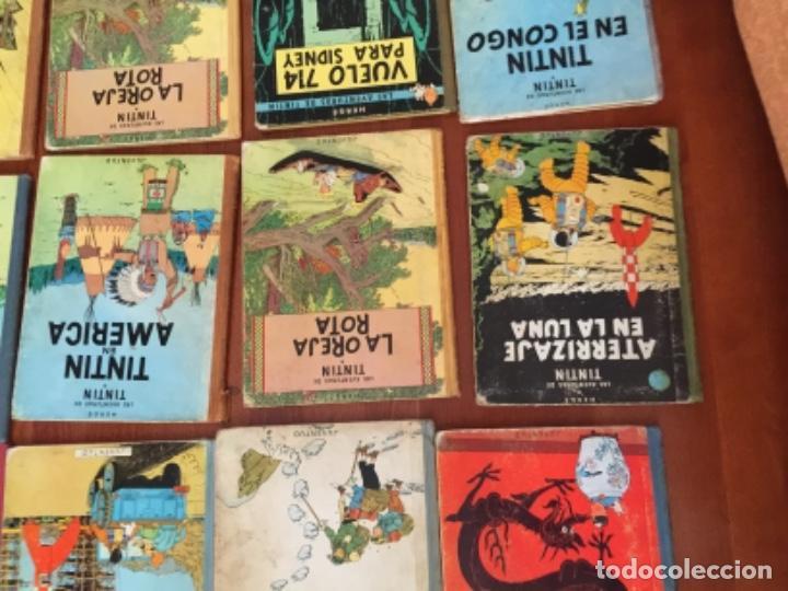 Cómics: LOTE DE 24 COMIC TINTIN , JUVENTUD - Foto 6 - 137719594