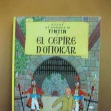 Cómics: LES AVENTURES DE TINTIN. EL CEPTRE D'OTTOKAR. JUVENTUD 1993. Lote 138018418