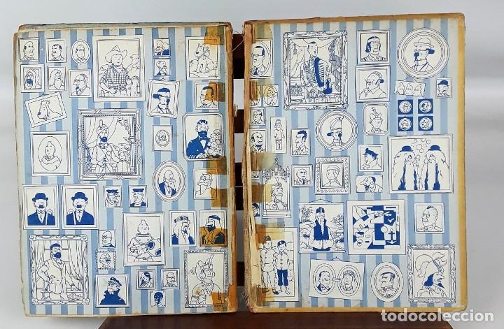 Cómics: 6036- TINTIN EN AMÉRIQUE. HERGE. EDIT. CASTERMAN. 1947. - Foto 7 - 39368351