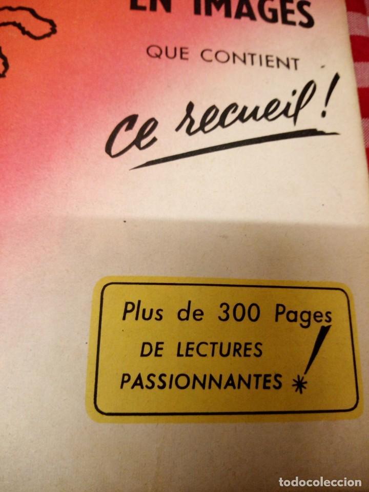 Cómics: Tintín le journal desde jeunes n 22.vous en verrez de toutes les couleurs 1954. Más de 300 páginas. - Foto 4 - 138680722