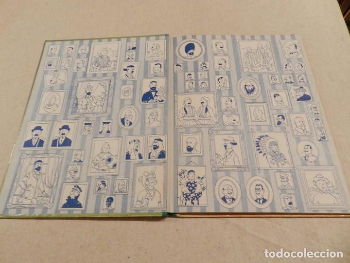 Cómics: TINTIN .- HERGÈ - EDITORIAL JUVENTUD - LAS 7 BOLAS DE CRISTAL - SEGUNDA EDICIÓN 1967 - Foto 3 - 138916866