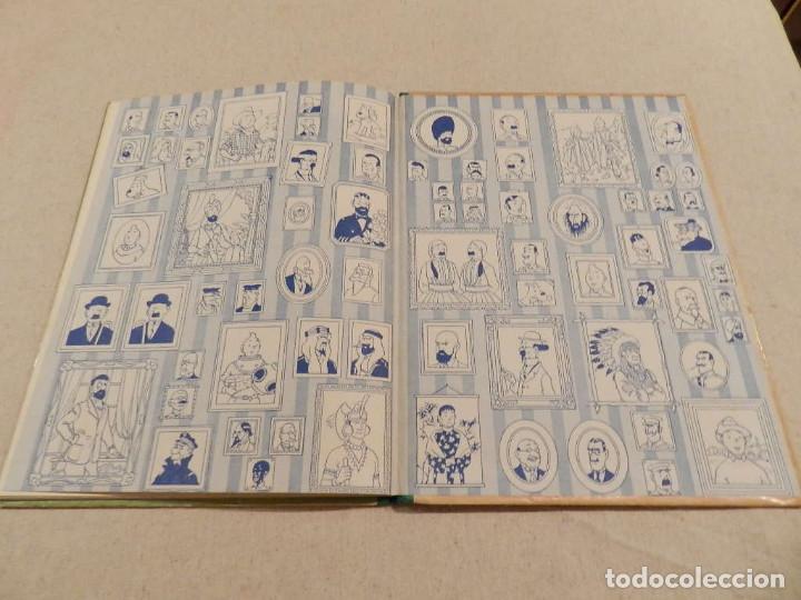 Cómics: TINTIN .- HERGÈ - EDITORIAL JUVENTUD - LAS 7 BOLAS DE CRISTAL - SEGUNDA EDICIÓN 1967 - Foto 7 - 138916866