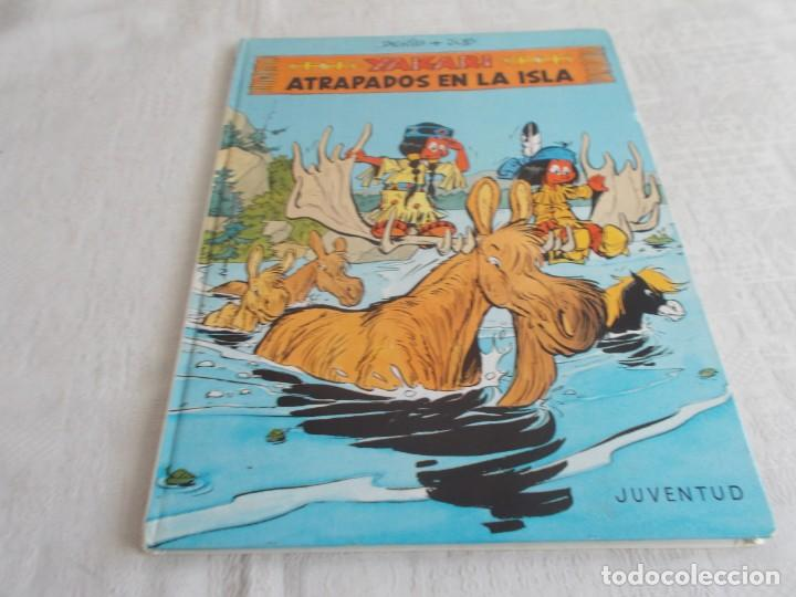 YAKARI Nº 9 ATRAPADOS EN LA ISLA (Tebeos y Comics - Juventud - Yakary)