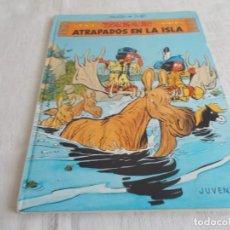Cómics: YAKARI Nº 9 ATRAPADOS EN LA ISLA. Lote 139306482