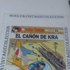 Cómics: EL CAÑÓN DE KRA, YOKO TSUNO, PRIMERA EDICIÓN 1990.. Lote 139892414