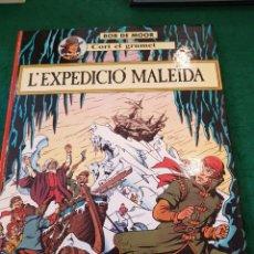 Cómics: L'EXPEDICIÓ MALEÏDA - CORI EL GRUMET - BOB DE MOOR. Lote 140917494