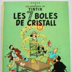 Cómics: LES 7 BOLES DE CRISTALL -EDICIO EN CATALÀ- TERCERA EDICIÓ 1979. Lote 141203734