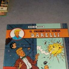 Cómics: EL ENIGMATICO SEÑOR BARELLI 1 EDITORIAL JUVENTUD. Lote 141613382