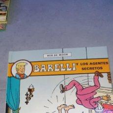Cómics: BARELLI Y LOS AGENTES SECRETOS 5 EDITORIAL JUVENTUD. Lote 195649560