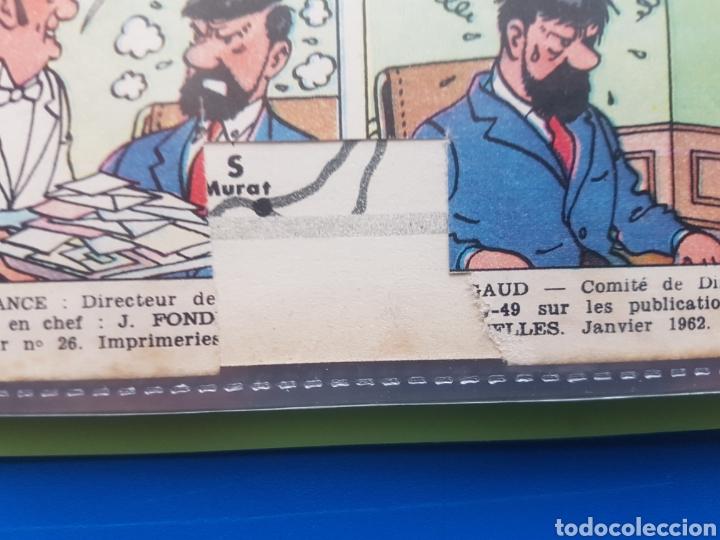 Cómics: LAS JOYAS DE LA CASTAFIORE (LES BIJOUX DE LA CASTAFIORE) Journal TINTIN 1961/1962-Anterior 1 edición - Foto 13 - 141827470